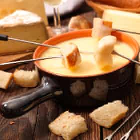 Beware fondue.