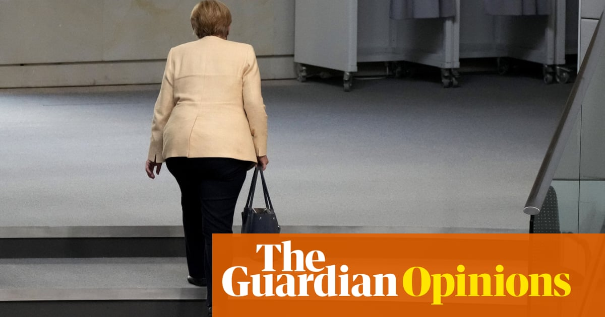 Brexit made an unlikely hero of Angela Merkel for Britain's remainers