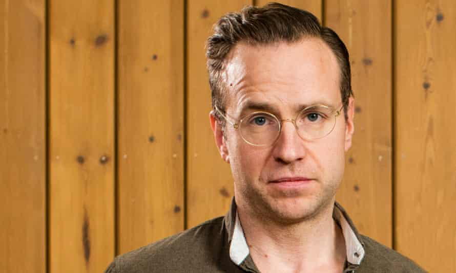 'You need slaps in the face' … Rafe Spall, star of new comedy Trying.