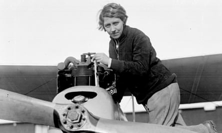 History of flight … Amy Johnson, the aviation pioneer
