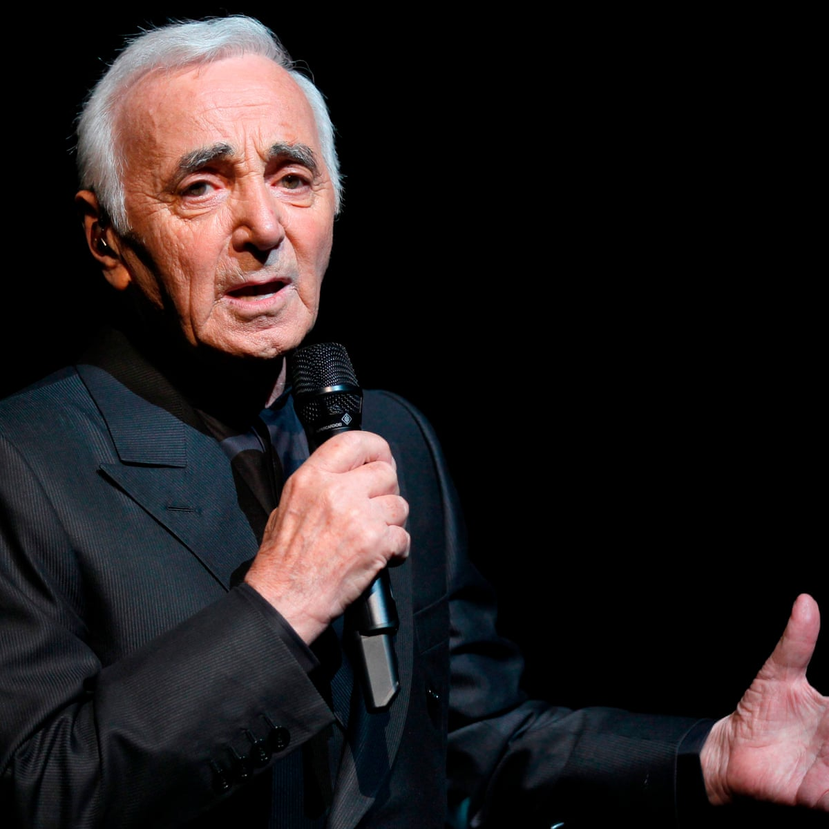 Charles Aznavour – 10 of the best | Music