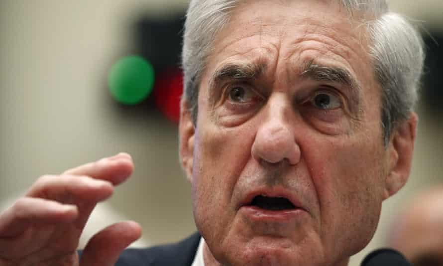Former special counsel Robert Mueller