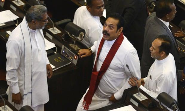 Bringing Rajapaksa back to power would be ruin of Sri Lanka