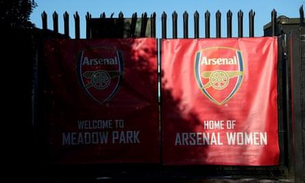The Football Association has fined Arsenal Women £50,000.