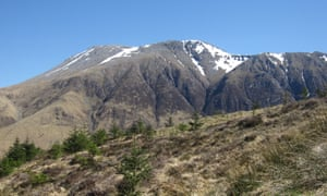 Ben Nevis has lost its snowy crown.
