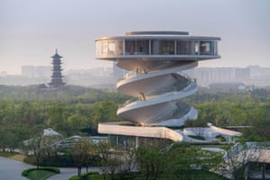 Nanchang City, ChinaNanchang Waves by Nordic Office of Architecture