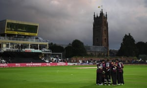 After a poor start in the T20 Blast, Somerset have beaten Essex, Hampshire and Kent in the last week.
