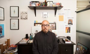Writer Shea Serrano has parlayed his passion for popular culture into two best-selling books and possibly a third.