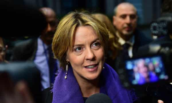 Italy's health minister, Beatrice Lorenzin, issued a strong defence of vaccinations