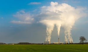 Drax power station in the UK
