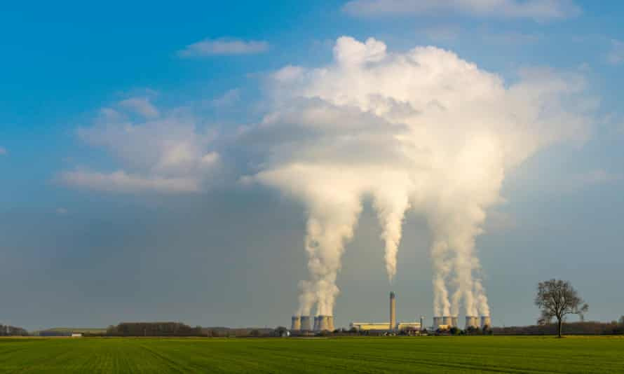 Plans include a proposal to build Europe's largest gas-fired power plant at the Drax site in North Yorkshire