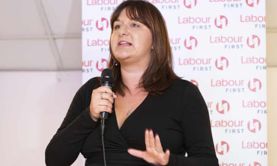 Labour MP and the Jewish Labour Movement's parliamentary chair, Ruth Smeeth