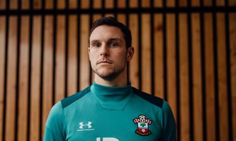 Southampton's Alex McCarthy: 'My dad had to learn how to walk again'