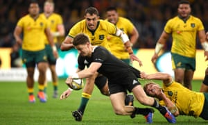 New Zealand score