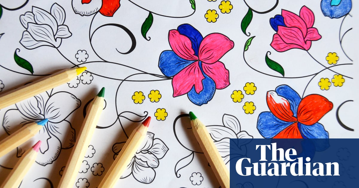 Coloring Books For Adults We Asked Therapists Their Opinions