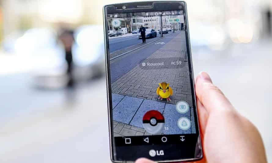 Pokemon Go app, Belgium