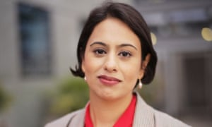 Sara Khan, head of the Commission for Countering Extremism.