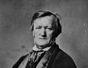 Richard Wagner, whose antisemitism is well-documented