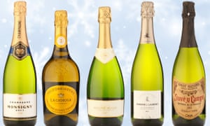 Sparkling wines and champagne