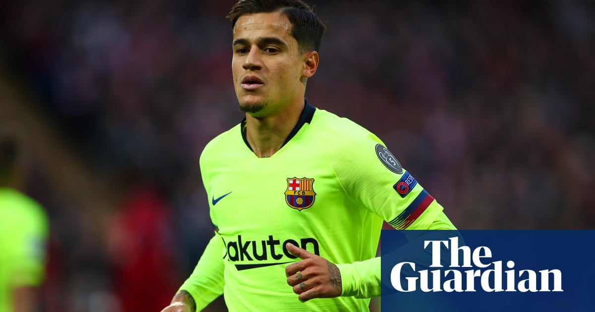 Bayern Munich agree season-long loan deal for Barcelona's Philippe Coutinho