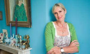 'I learned a lot from television' … Lauren Child.