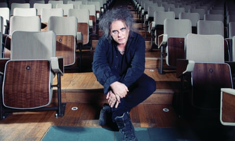 The Cure's Robert Smith: 'I was very optimistic when I was young – now I'm the opposite'