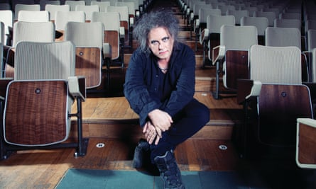 Robert Smith at the Southbank Centre: 'I couldn't understand how we could be so successful and still be honest.'