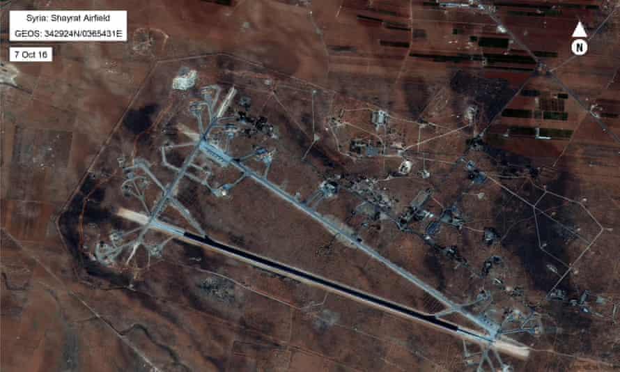 Al-Shayrat airfield