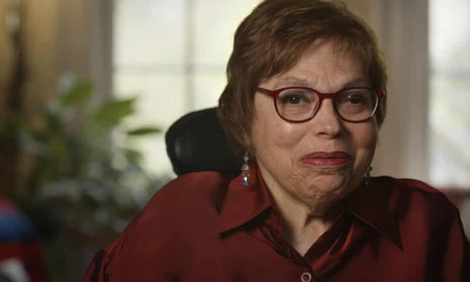 Judith Heumann, disability rights activist on Netflix documentary Crip Camp