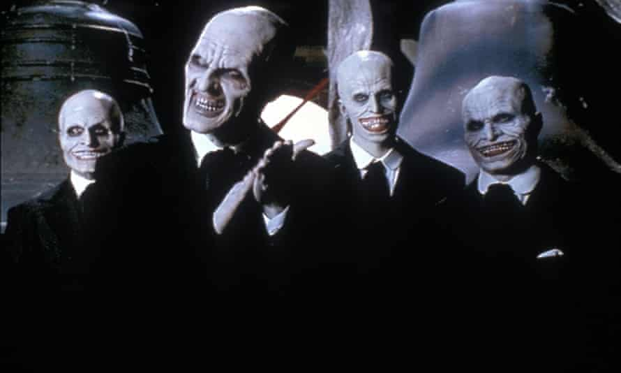 The Gentlemen in Buffy