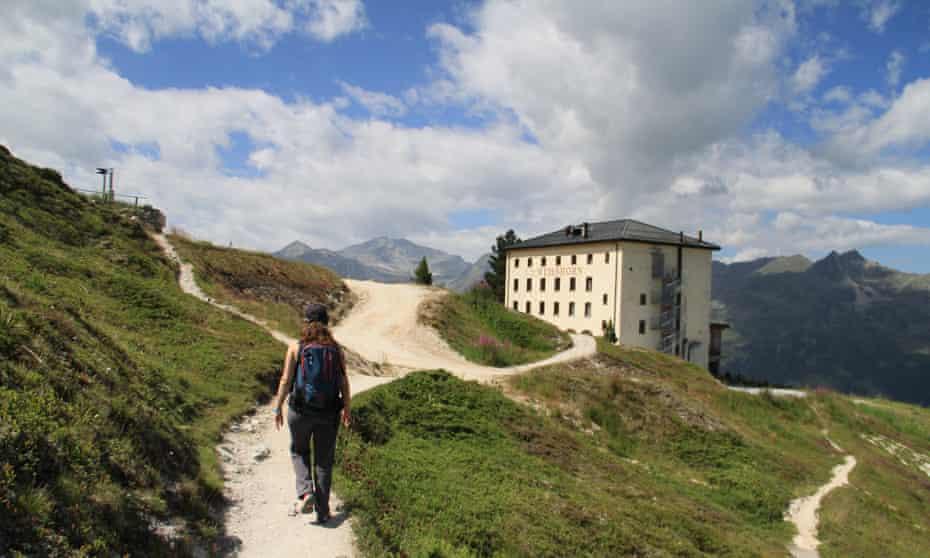 Hotel Weisshorn Switzerland