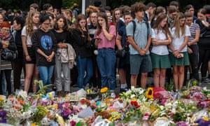 Christchurch Mourns