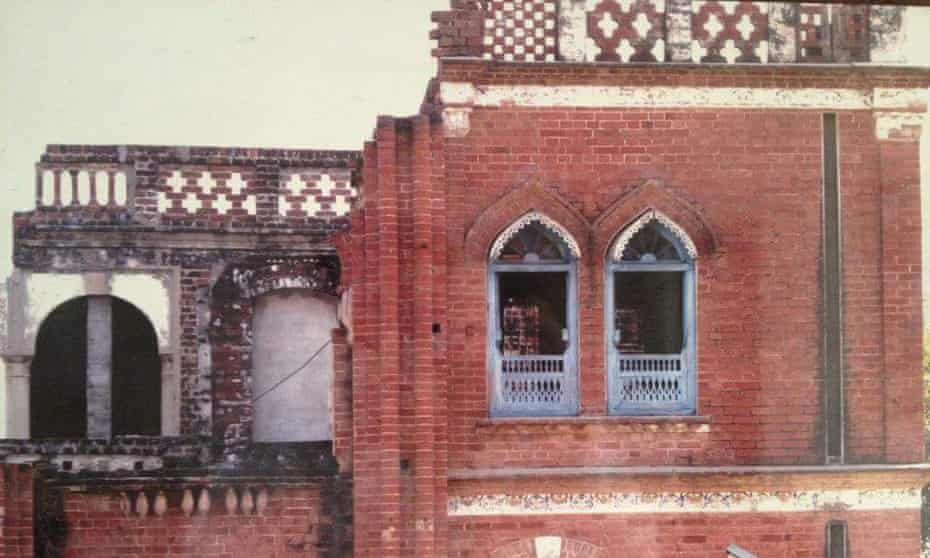Navtej Singh Dhillon's family home in Khanpur, Punjab