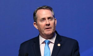 Liam Fox will attack Labour's pledge to keep Britain in a customs union after Brexit.