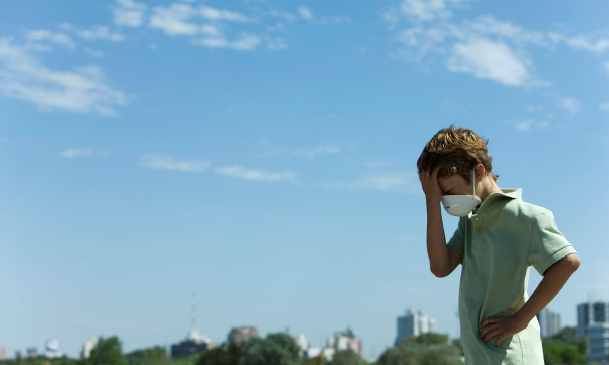Air Pollution Linked To Childrens Low >> Air Pollution Linked To Increased Mental Illness In Children