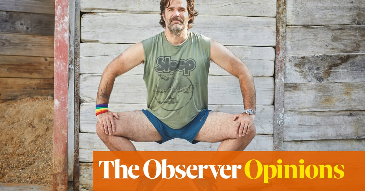 Rob Delaney is going to prove that love is all about animal attraction