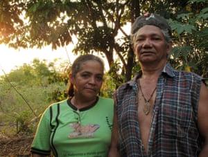 Amazon rainforest activists José Cláudio Ribeiro da Silva and his wife Maria do Espírito Santo were murdered by gunmen in Brazil's Pará state in May 2011