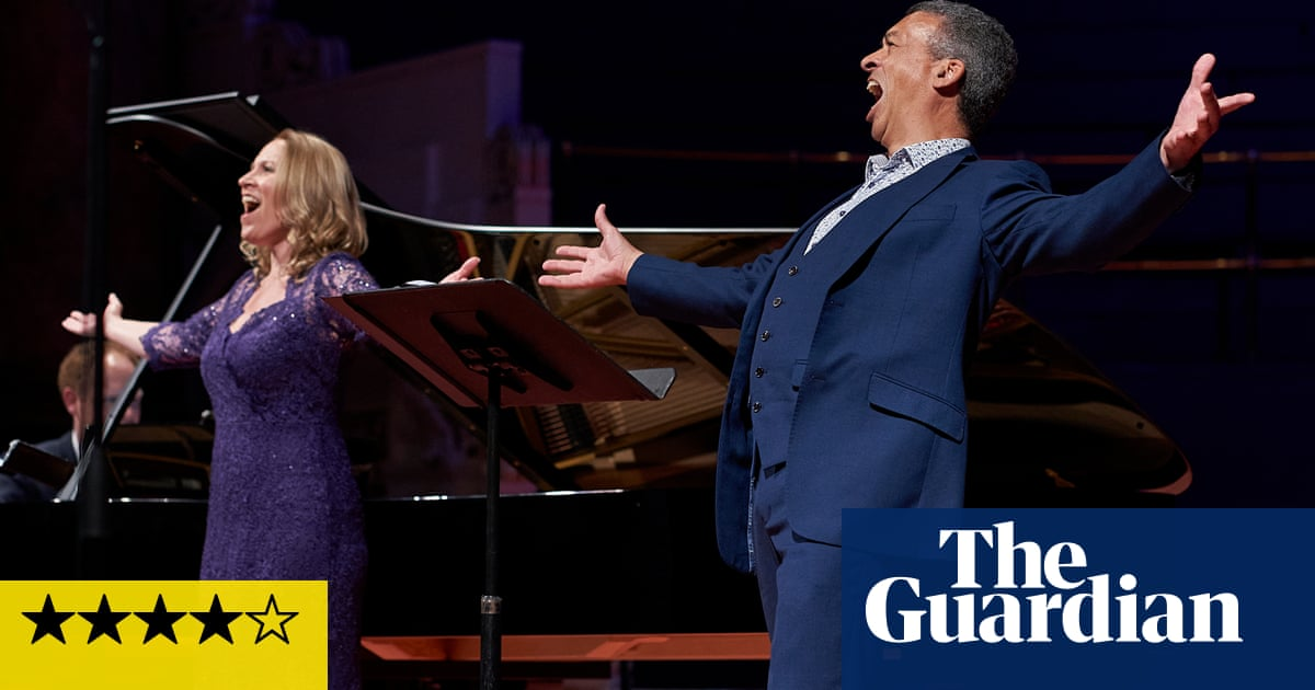 Leeds Lieder festival finale review – a beautifully voiced inquiry into gender
