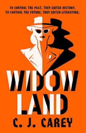 Widowland by CJ Carey book cover
