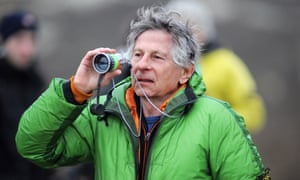 Roman Polanski: expelled from the film Academy.