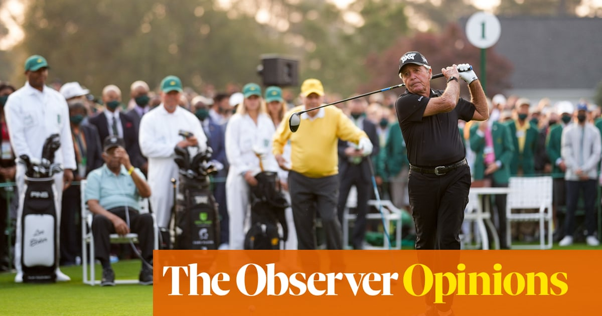 Gary Player's apartheid history is not quite as smooth as his Augusta retelling | Andy Bull