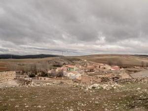 The village of Tordelpalo in Molina de Aragon.