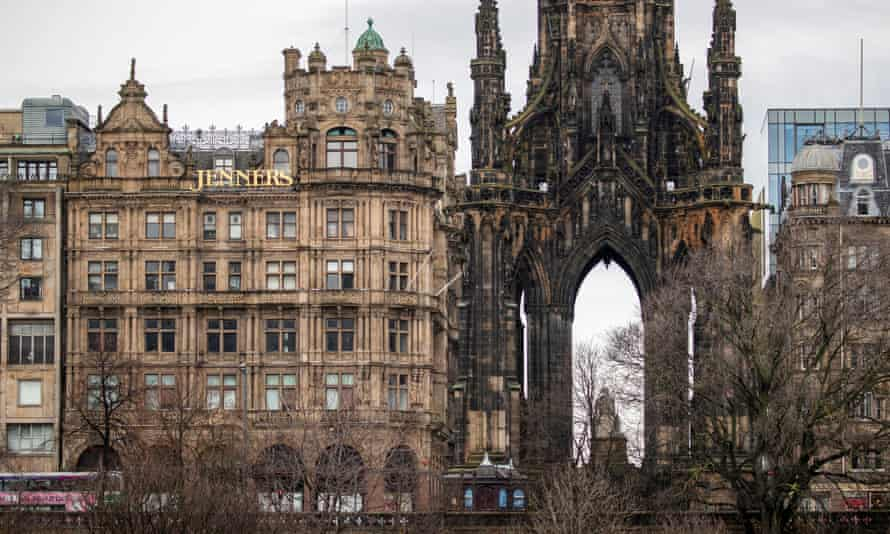 Jenners department store on Princes Street, Edinburgh, will need to be repurposed for the benefit of the city.