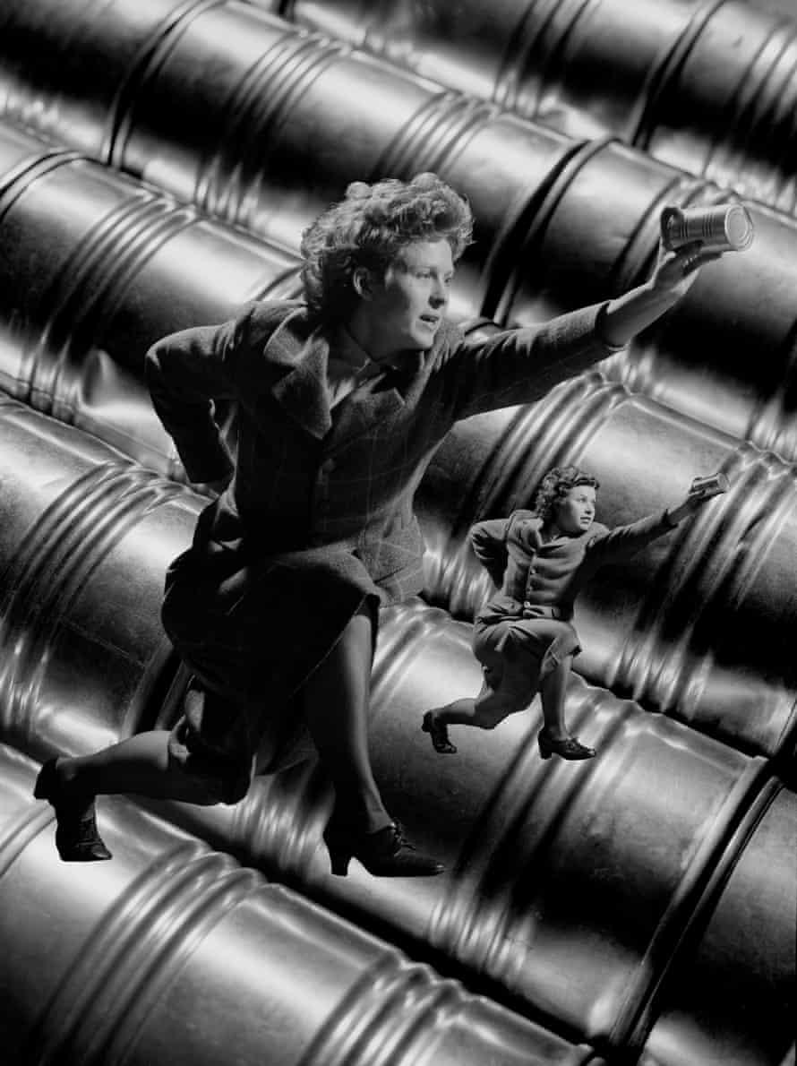 Can Baby Jane Can Can, Yolande Snaith Dance Company, 1987.