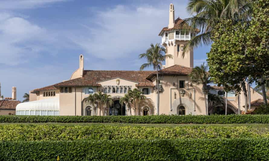 Donald Trump's Palm Beach club has been partially closed because of a Covid outbreak.