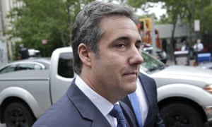Michael Cohen, seen in May.