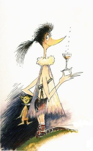 Martini Bird
