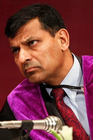 Reserve Bank of India governor Raghuram Rajan has cut interest rates.