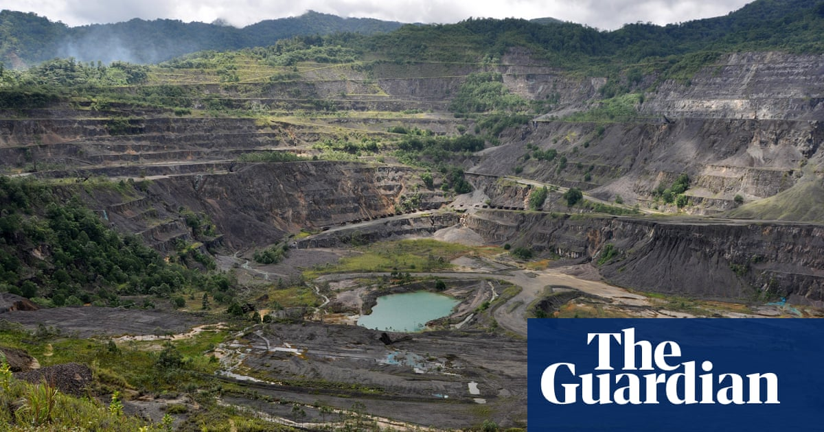 After 32 years, Rio Tinto to fund study of environmental damage caused by Panguna mine
