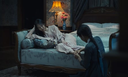 Paving the way … director Park Chan-wook on his film, The Handmaiden